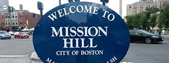 Mission Hill MA
